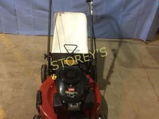 Demo  Toro 22  lawn Mower w  Bag