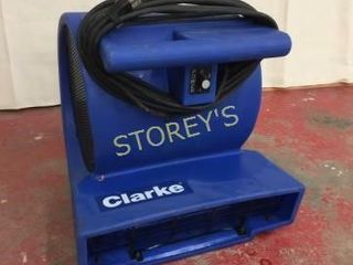 Clarke Comm  3 Speed Carpet Dryer