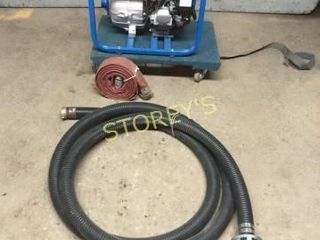 NEW IPT 2  Trash Pump w  20  Suction