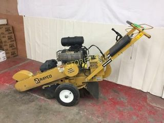 2015 Rayco 25hp Stump Remover   Towable