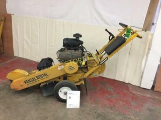 2014 Rayco 25hp Stump Remover   Towable