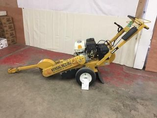 2018 Rayco 13hp Stump Remover   Towable
