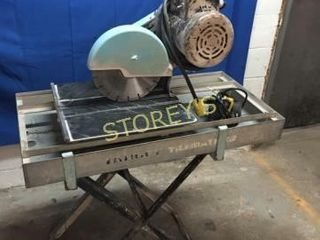 Target Tile Matic 10  Brick   Tile Saw
