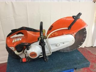 Stihl 14  Gas Cement Saw   TS420