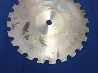 12  New Carbide Tip Blade w  20mm Hole
