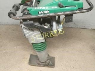 2000 Wacker 6  Jumping Jack   BS500