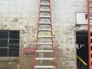 Featherlite 16  Step ladder