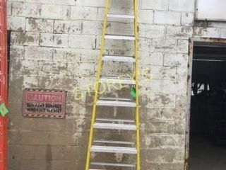 Featherlite 12  Step ladder
