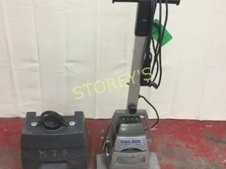 Hiretech HTF 2 Floor Sander w  Weight