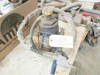 NAPA 20 ton Air Manual hyd  bottle jack  handle