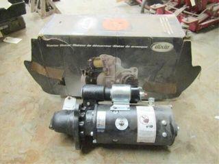 Dixie Electric starter motor 12 volt
