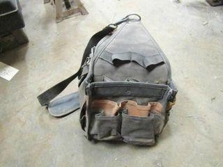 Homak Tool Pack with shoulder strap
