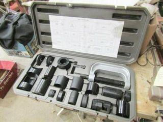Complete OTC Ball Joint Tool set