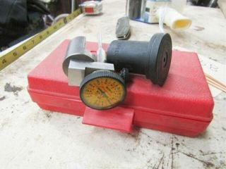 Snap On Diesel Timing gauge in Plastic case