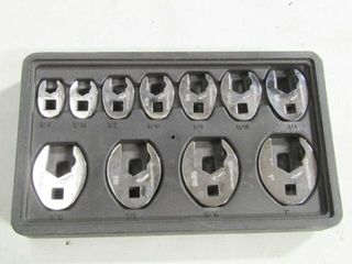 Gearwrench crowfoot wrench set Standard
