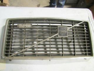 Volvo Front Grill made in Italy