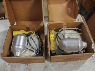 2 ea Dayton Reel lights new in box