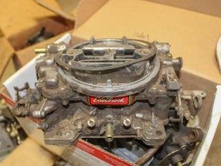 Edelbrock Carburetor and Holley Carb parts