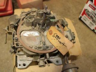 Corvette Quadrajet Carburetor