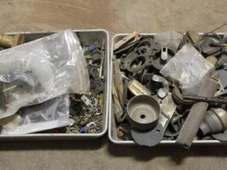 2 Trays Holley Carburator Parts