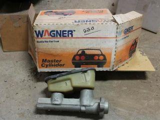Master Cylinder 1984 car  New Kit installed