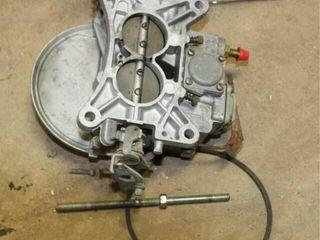 Motor Craft 2 barrel   Rebuilt