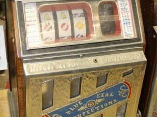 1926 Watling Baby Bell Slot Machine