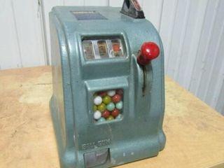 1940IJs Marvel Penny Gum Ball Slot Machine