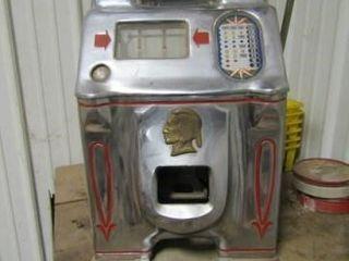 1940 s Jennings Standard Chief Slot Machine