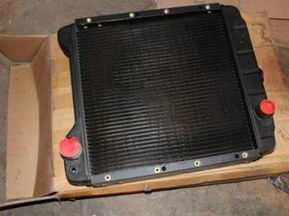 Clancy Radiator fits Case 580K and 580 Super K