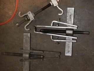 3 ea Proto Gear Pullers
