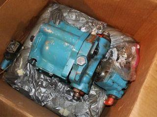 Vickers Hydraulic Pump   Used