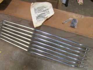 Stull Industries Chrome Grille
