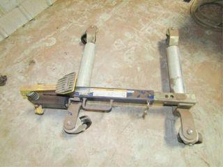 Napa 1500 Ib Hydraulic Car Dolly