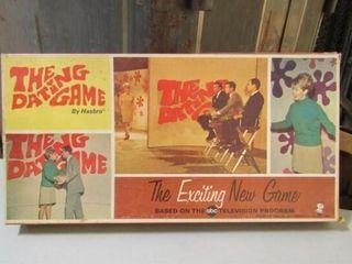 1966 Hasbro Dating Game Board Game