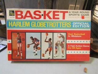 1973 Cadaco Harlem Globetrotters Game