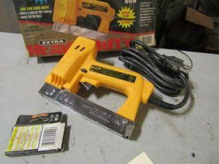 Arrow Electric Staple   Nail Gun