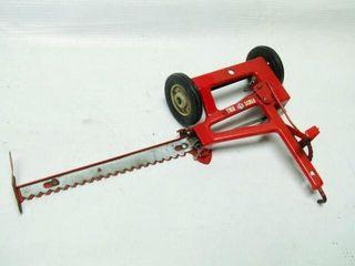 Vintage Tru Scale Carter Sickle Mower