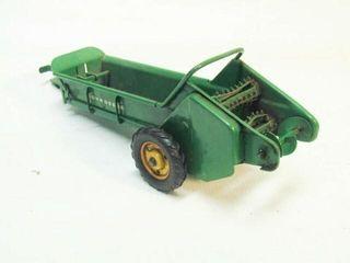Vintage John Deere Manure Spreader