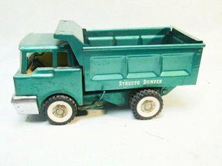 Vintage Structo Dumper Dump Truck