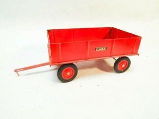 Vintage Ertl Case Farm Wagon