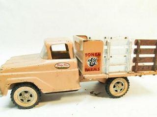 Vintage Tonka Toys Tonka Farms Truck