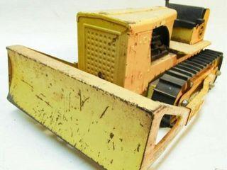 Vintage NY lint Bulldozer