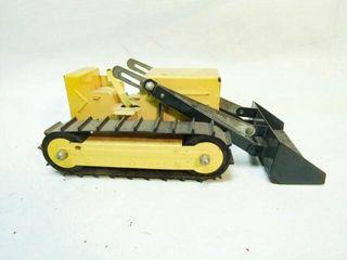 Vintage Structo Bulldozer loader