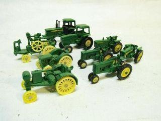 John Deere Tractor Toys