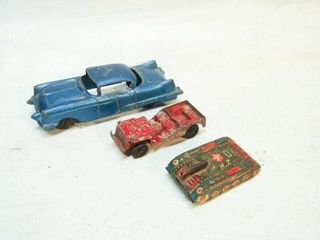 Assorted Vintage Toys
