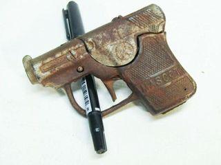 Vintage Kilgore IJMascotIJ Cap Toy Pistol