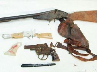 Vintage Toy Gun lot