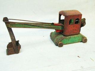 Vintage Crane Toy