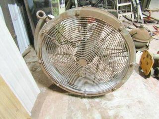 lau Industries Fan